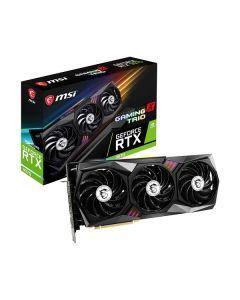 Scheda grafica pci-e Nvidia RTX 3070 8gb ddr6 MSI Gaming X Trio