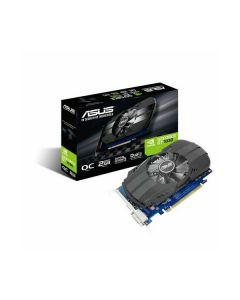 Scheda grafica pci-e Nvidia GT 1030 OC 2gb gddr5 Asus  (dvi-d, hdmi) fan
