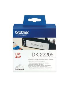 Nastro Etichette Brother 62mmx30,48m dk-22205