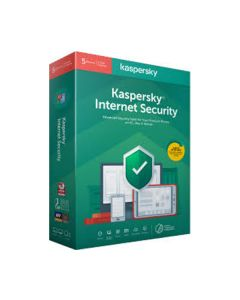 Software Anti-virus Kaspersky Internet SECURITY full (1 pc-1 anno) KIS
