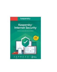 Software Anti-virus Kaspersky internet SECURITY rinnovo (3 pc-1 anno) KIS rnw