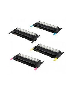 Toner compatibile Samsung clp 320 BK/C/M/Y