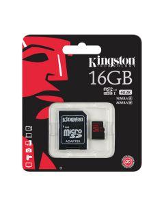 Memoria micro sd 16gb Kingston mod.SDCA3/16GB