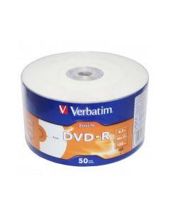 Dvd-r Printable Verbatim 4,7gb 50pz 43533 (siae inclusa)