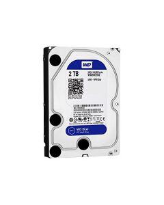 """Hard disk 3,5"""" sata 2000gb WD blue WD20EZRX Z"""