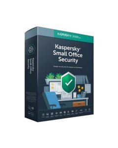 Software Anti-virus Kaspersky small office security RINNOVO (1 server+ 5 client+ 5 mobile)