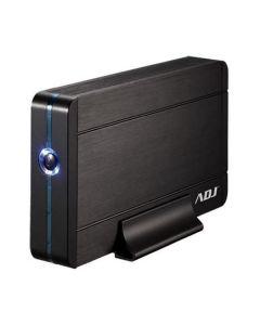 """Cassetto esterno per hard disk sata 3,5"""" usb3 ADJ 120-00010"""