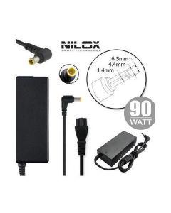Alimentatore notebook 90w attacco Sony NLX90W-SY06 6,5x4,4mm  Nilox