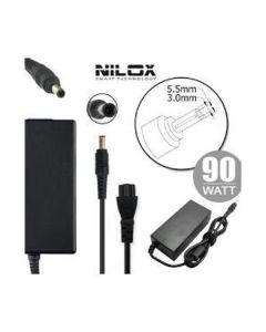 Alimentatore notebook 90w attacco Samsung NLX90W-SG04 5,5x3,0mm  Nilox