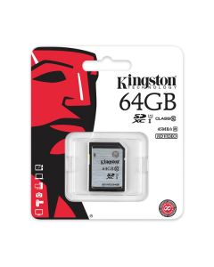 Memoria sd hc 32gb Kingston mod. SD10VG2/64GB 45r/10w