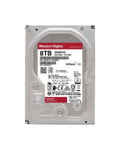 """Hard disk 3,5"""" sata 8000gb WD red WD80EFZX/WD80EFAX"""