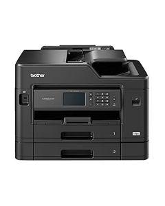 Multifunzione a4 inkjet Brother MFC-J5730DW usb-lan-wifi (stampa A3 fronte/retro- copia  fronte/retro - scansione fronte/retro- fax) ADF- 2 cassetti carta