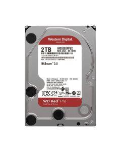 "Hard disk 3,5"" sata3 2000gb WD red PRO WD2002FFSX"