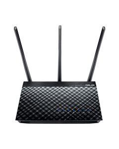 Modem router vdsl2/adsl wireless AC750 Asus DSL-AC51 10/100/1000 (300MB 2,4GHZ+433MB 5GHZ)