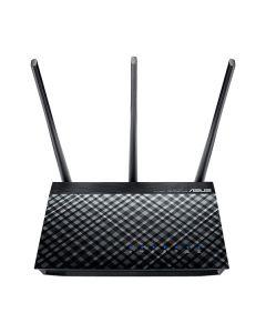 Modem router vdsl2/adsl wireless AC750 Asus DSL-AC750 10/100/1000 (300MB 2,4GHZ+433MB 5GHZ)