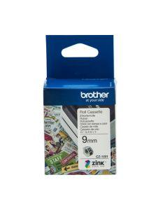 Nastro Etichette Brother 9mmx5,00m CZ1001