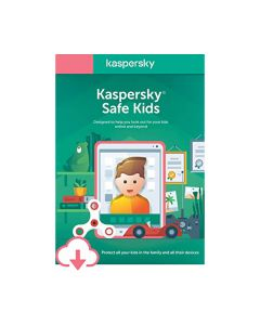 Software Kaspersky - Safe Kids
