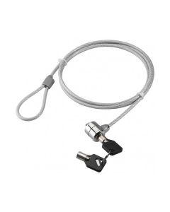 Cavo di sicurezza con lucchetto per Notebook cod. IQ-LOK-08-KT