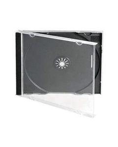 Custodia x cd 10mm (case nero)