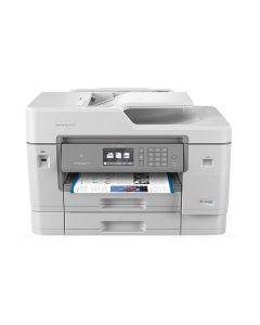 Multifunzione A3 inkjet Brother MFC-J6945DW usb-lan-wifi  (stampa fronte/retro- copia  fronte/retro - scansione fronte/retro- fax) ADF- 2 cassetti carta